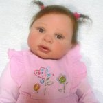 Моя куколка Ноэми - куклы реборн от Анны Чваньковой