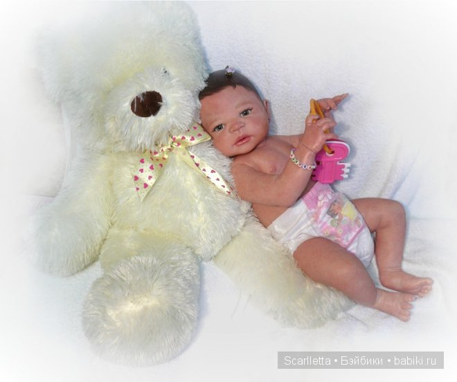 куклы реборн от Анны Чваньковой