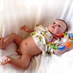 Мой малыш реборн Лоренцо