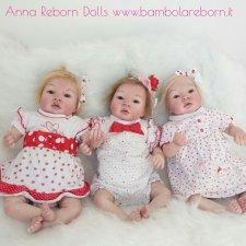 Мои близняшки Амбра, Пэрла и Эсмеральда