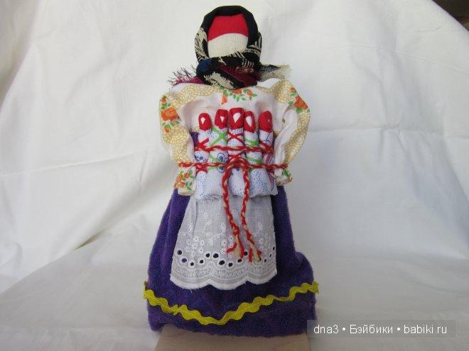 Коза Русские куклы  - народные, традиционные, обрядовые