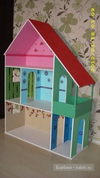 Детская кукольного домика своими руками 311