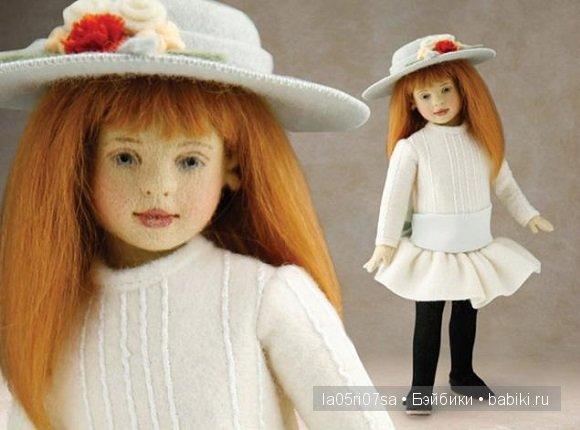 Авторские куклы Мэгги Иаконо (Maggie Iacono)