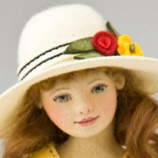 Куклы из фетра Мэгги Иаконо (Maggie Iacono) - 2