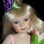 Цветочная фея Эйми от Geppeddo