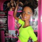 Кукла Барби мулатка Аша