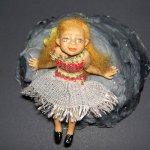 Моя миниатюра. Авторская кукла ручной работы