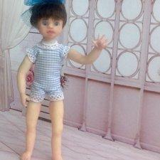 Авторская кукла Танечка