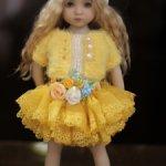 Комплект для кукол от Дианны Эффнер и так же подойдет  Минушечкам и  Паолочкам.