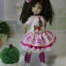 Комплект для кукол от Дианны Эффнер. Паолчокам тоже будет хорошо.