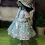 Комплект одежды куклам Ruby Red 37 см