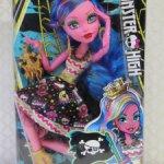 Большая Гулиопа Джеллингтон из линейки  Monster High