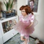 Балерина в розовом.