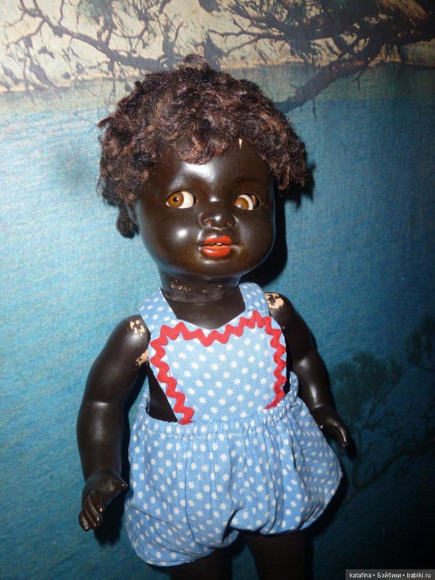 Куклы в ссср фото чернокожие