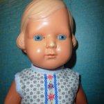 !Редкая старинная кукла Cellba