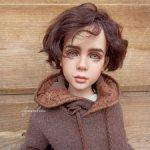 Робин-Robin  by Dollshe craft (cooper-oriental)