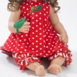 Аутфит Lee Middleton Lady Bug Love 56-60см - одежда для куклы