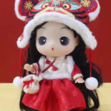 Ddung 18cм - Китайский новый год крысы, принцесса