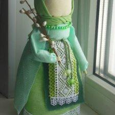 Народная кукла Вербница