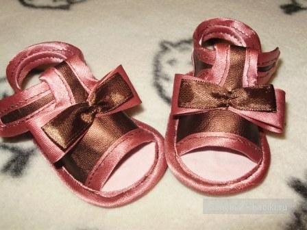 обувь для куклы Адора