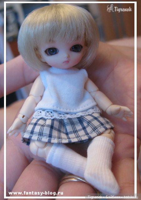 Fairyland puki-puki Lily - Лили