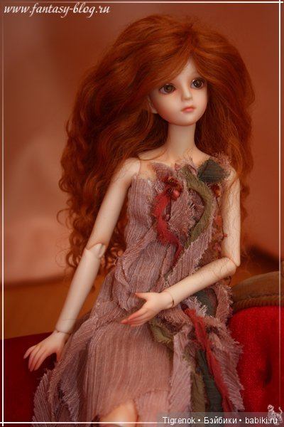 SOOM Fairy legend Idrial, Идриаль