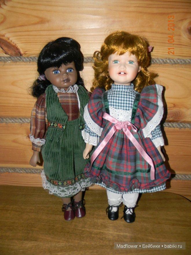 куклы детства