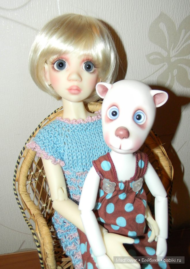 Тед и Мэдди