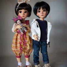 Lunette и Lukas от Liz Frost предзаказ открыт