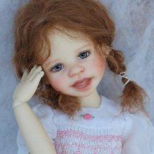 Новая девочка Kaye Wiggs