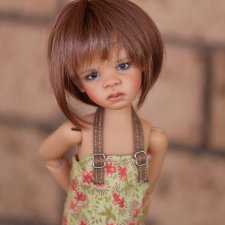 Mini Imani tan Preorder на сайте Kaye Wiggs