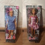 Barbie Fashionistas #95 и #21 редкие