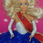 Barbie UNICEF, Барби винтаж 1989