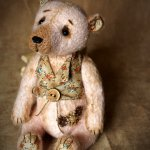 Арсений... Авторский мишка Тедди