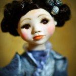 Авторская кукла Лия