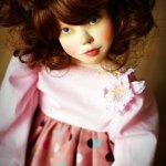 Авторская кукла Лилия