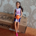 Barbie баскетбол