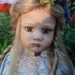Сказочна фея из детских грез - ИЛИ - Коллекционная куколка от Мишель Валентино у нас в гостях