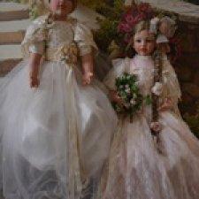 А любите ли вы кукол Fayzah Spanos так, как люблю их я - или часть моей коллекции и души