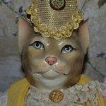 Нарядный Котофей для любителей кошек.