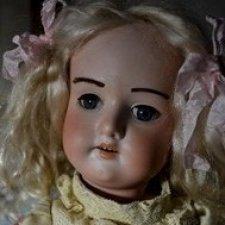 Антикварная кукла Арманд Марсель Armand Marseille 390