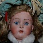 Антикварная кукла Kestner 196