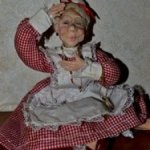 Старушка-веселушка  от Жаклин Кент Jacqueline Kent 2004