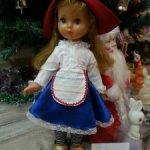 Кукла СССР Сибигрушка