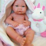 Хуанчик-Кукла-младенец Эльза Antonio Juan!