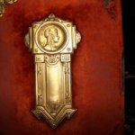 Семейная реликвия! Роскошный антикварный фотоальбом, более 60 фотографий 1870-1917гг