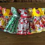 Комплекты для кукол Lee Middleton 56-62 см РАСПРОДАЖА к Новому году