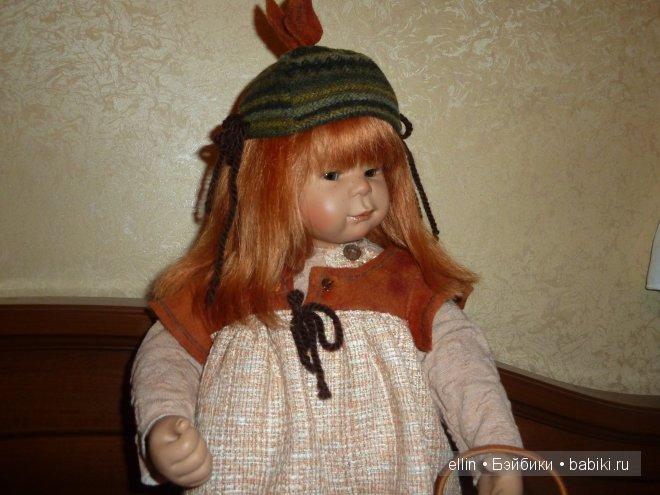 Рыжая Лена от Susi Eimer