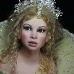 Фарфоровые куклы от Sylvia Weser