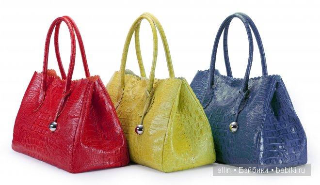 Кожаные сумки - bagataxatacom